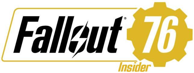 Fallout 76 Insider Logo