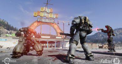 Fallout 76 Wallpaper Water Park