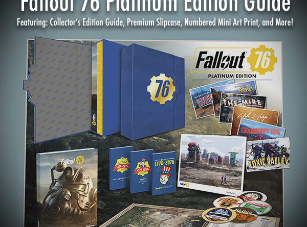 Fallout 76 Platinum Edition-guide