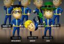 Fallout 76 S.P.E.C.I.AL. Bobbleheads