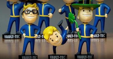 Fallout 76 Bobbleheads