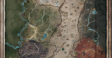 Fallout 76 Interactive Map