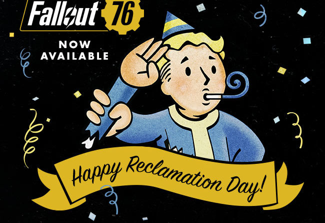 Happy Reclamation Day