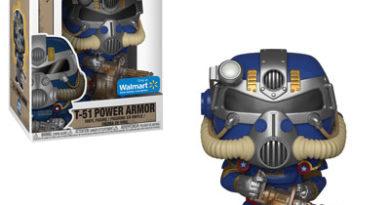 Fallout 76 - Funko Pop! - T-51 Power Armor